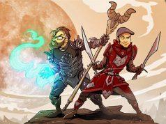 """Das offizielle Artwork zum """"Elsweyr""""-Twitch-Livestream mit Gronkh und Kaya Yanar hat Marvin Clifford gestaltet (Abbildung: Bethesda)"""