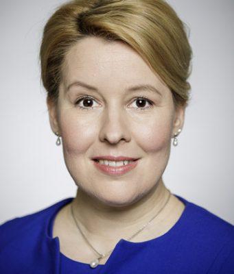 Die SPD-Politikerin Franziska Giffey ist seit Anfang 2018 Bundesministerin für Familie, Senioren, Frauen und Jugend (Foto: Bundesregierung / Jesco Denzel)