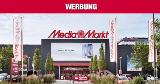 Die Angebote aus dem aktuellen MediaMarkt Prospekt gelten sowohl in den Filialen als auch auf mediamarkt.de (Abbildung: Media Saturn Holding)