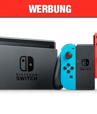 Konsolen, Spiele, Zubehör: Die besten Nintendo Switch Angebote im Überblick (Foto: Nintendo)