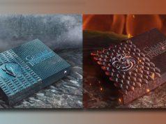"""Zwei der drei Hauptpreise: die Xbox One S All-Digital Edition im """"Game of Thrones""""-Design (Abbildungen: Microsoft)"""