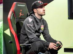 Finale der Virtual Bundesliga: Nahezu alle Bundesligaklubs unterhalten mittlerweile eigene Profi-eSportler, die in den Lizenzspielerabteilungen beschäftigt sind (Foto: DFL / EA / Felix Gemein)