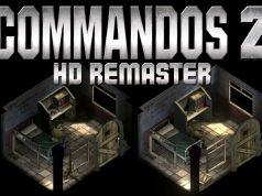 """Links das Original von 2001 - rechts die Neuauflage: Für """"Commandos 2 - HD-Remaster"""" hat Kalypso Media unter anderem Texturen und Figuren überarbeiten lassen (Abbildung: Kalypso)"""