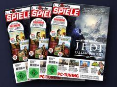 Die aktuelle Computer Bild Spiele 6/2019 ist eine der letzten Ausgaben in der 20jährigen Geschichte des Magazins (Abbildung: Axel Springer Digital)