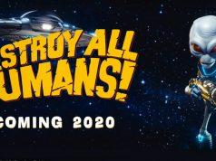 """Im Vorfeld der E3 2019 kündigt THQ Nordic das Remake von """"Destroy All Humans"""" an (Abbildung: THQ Nordic)"""