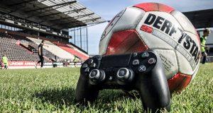 """Runter vom Sofa - rein ins eFootball-Team: Die FC St. Pauli Rabauken starten ein eFootball-Pilotprojekt auf Basis von """"FIFA 19"""" (Foto: FC St. Pauli)"""