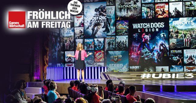 Jüngster Neuzugang unter den Games-Flatrates: In Uplay+ sind alle künftigen Ubisoft-Titel inklusive - und das für 15 Euro pro Monat (Foto: Ubisoft)