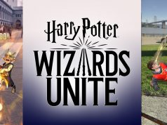 """Magier aller Kontinente vereinigt euch: """"Harry Potter: Wizards Unite"""" startet im Sommer 2019 auch in Deutschland (Abbildungen: Niantic / Warner)"""