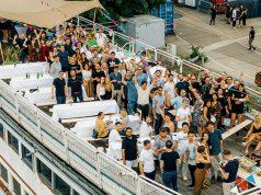Das Boot ist noch lange nicht voll: Das Team von Kolibri Games (hier beim diesjährigen Sommerfest) soll weiter wachsen (Foto: Kolibri Games)