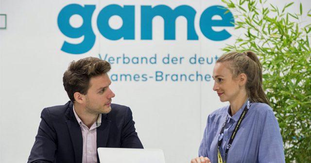 Pitch & Match auf der Gamescom 2019: Alle 20 Minuten verliebt sich ein Studio in einen Publisher (Foto: KoelnMesse / Harald Fleissner)