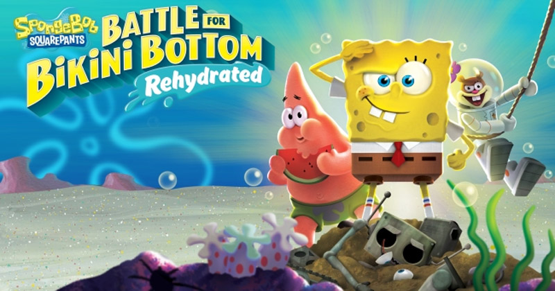 SpongeBob SquarePants: Purple Lamp Studios entwickelt für ...