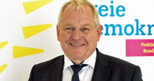 Thomas Hacker ist medienpolitischer Sprecher der FDP-Bundestagsfraktion (Foto: FDP)