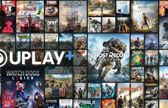 Der Ubisoft-Abo-Dienst Uplay+ startet im September: Für 14,99 Euro sind mehr als 100 Spiele nutzbar (Abbildung: Ubisoft)