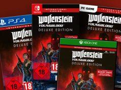 """Noch vor einem Jahr undenkbar: Die Originalversion eines """"Wolfenstein""""-Spiels erhält eine USK-Freigabe (Abbildungen: Bethesda)"""