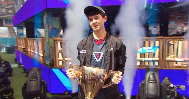 Fortnite WM 2019: Der 16jährige Kyle Giersdorf alias