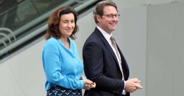 Digital-Staatsministerin Dorothee Bär (CSU) und Verkehrsminister Andreas Scheuer (CSU) werden die Gamescom 2019 eröffnen - Foto: GamesWirtschaft