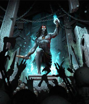 """Entwickelt in Russland, vermarktet in Deutschland: Daedalics """"Iratus: Lord of the Dead"""" ist gut auf Steam gestartet (Abbildung: Daedalic)"""