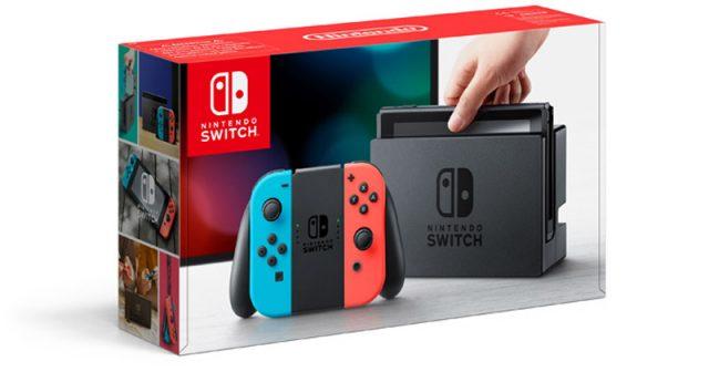 Mit der Baureihe HAC-001-01 bringt Nintendo im September 2019 eine verbesserte Version der Nintendo Switch auf den Markt (Abbildung: Nintendo of Europe)