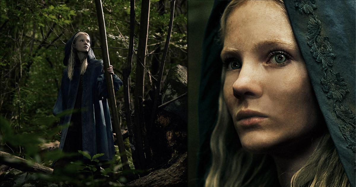 "Netflix-Serie ""The Witcher"": Freya Allan ist als ""Ciri"" zu sehen (Abbildungen: Netflix)"