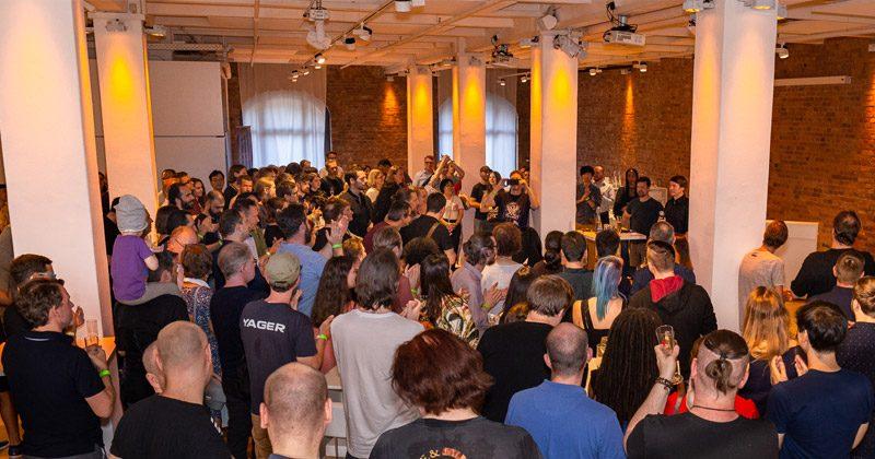 Mehr als 260 Gäste waren der Einladung von Yager gefolgt.