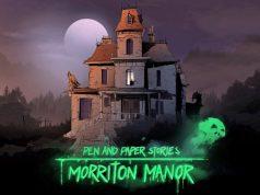 """Die Förderung für das Games-Projekt """"Pen & Paper Stories: Morriton Manor"""" summiert sich auf 170.000 Euro (Abbildung: Backwoods Entertainment)"""
