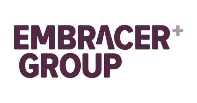 Neuer Name, neues Logo: Aus THQ Nordic AB wird Embracer Group AB.
