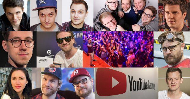 YouTuber auf der Gamescom 2019: In diesen Hallen trifft man Letsplayer, eSportler und Webvideo-Stars (Fotos: Netzwerke / KoelnMesse / Harald Fleissner / Thomas Klerx)