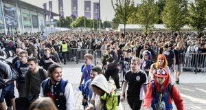Mit 373.000 Besuchern liegen die Gamescom 2019 Besucherzahlen knapp über dem Vorjahreswert (Foto: KoelnMesse / Thomas Klerx)