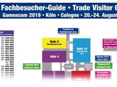 Der GamesWirtschaft-Guide hilft bei der Orientierung in der Business Area der Gamescom 2019.