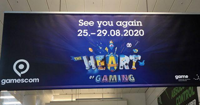 Gamescom 2020 Termin