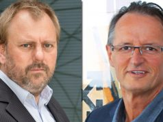 Maciek Turski (links) leitet die neue Filiale in Warschau, mit der Koch-Media-CEO Klemens Kundratitz wichtige osteuropäische Märkte abdecken will (Fotos: Koch Media)
