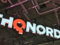 """Die Marke """"THQ Nordic"""" bleibt erhalten - die dahinter stehende Holding bekommt einen neuen Namen: Embracer Group."""
