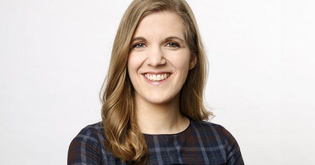 Lena Fischer wechselt als Projektmanagerin zum Gründerzentrum WERK1 (Foto: FFF Bayern / Kay Blaschke)