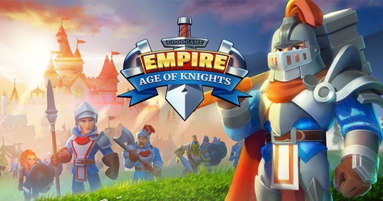 "Mit ""Empire: Age of Knights"" baut Goodgame Studios die Hausmarke ""Empire"" aus (Abbildung: Goodgame Studios)"