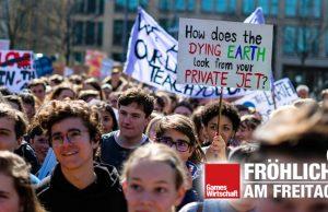 Am 20. September 2019 streiken und protestieren auch in Deutschland mehrere Millionen Menschen für wirkungsvolleren Klimaschutz (Foto: Fridays for Future Deutschland)