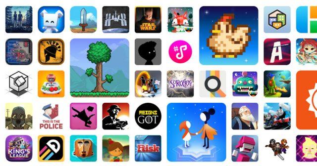 Google Spiele Apps