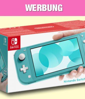 Stets aktuell: die besten Nintendo Switch Lite Angebote!