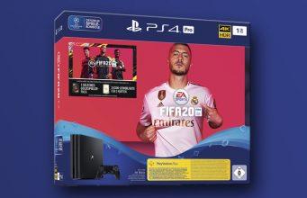 Ab sofort im Handel erhältlich: eines von drei PlayStation 4 Bundles inklusive FIFA 20 (Abbildung: Sony Interactive)