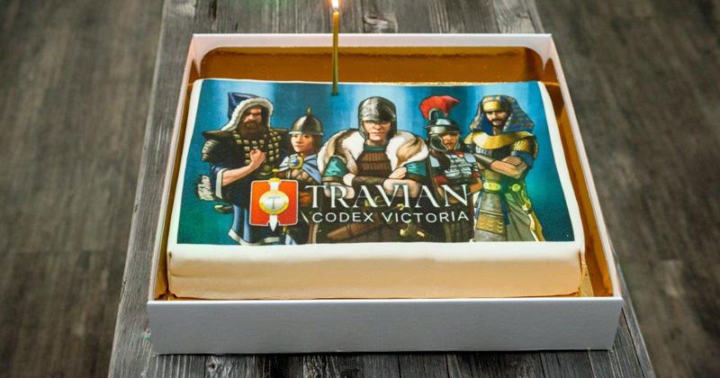 """Seit 15 Jahren auf dem Markt: Travian Games feiert den 15. Geburtstag der Marke """"Travian"""" (Foto: Travian Games)"""