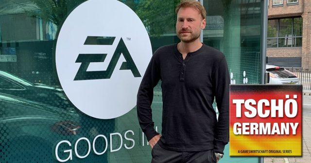 Tschö Germany, Episode 9: Marc Sodermanns arbeitet bei EA Ghost im britischen Guildford (Foto: privat)