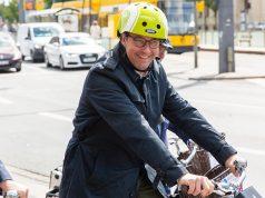 """Will 2020 weitere 50 Millionen Euro für den Ausbau des Radverkehrs ausgeben: """"Fahrradminister"""" Andreas Scheuer (Foto: BMVI)"""