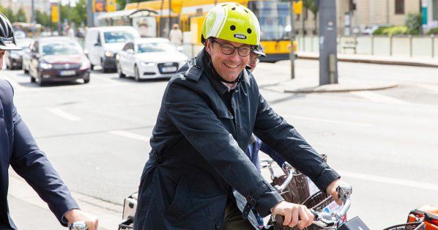 Will 2020 weitere 50 Millionen Euro für den Ausbau des Radverkehrs ausgeben: