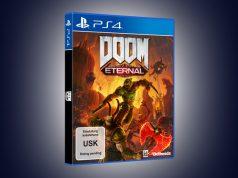 "Erscheint erst im März 2020: Shooter-Neuheit ""Doom Eternal"" (Abbildung: Bethesda)"