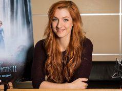 """Sängerin und Letsplayerin Lara Loft übernimmt eine Synchronstimme in """"Die Eiskönigin 2"""" (Foto: Disney)"""