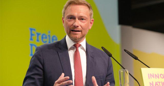 FDP-Vorsitzender und Fraktions-Chef Christian Lindner (Foto: FDP / Caitlin Hardee)