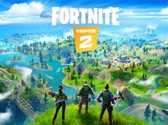 "Seit 15. Oktober freigeschaltet: Fortnite 2, das unter ""Fortnite - Kapitel 2"" firmiert (Abbildung: Epic Games)"