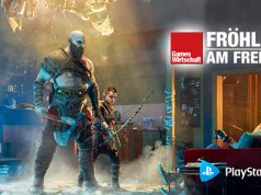 """Mit Blockbustern wie """"God of War"""" wirbt Sony Interactive für den Streaming-Abo-Dienst PlayStation Now (Abbildung: Sony)"""