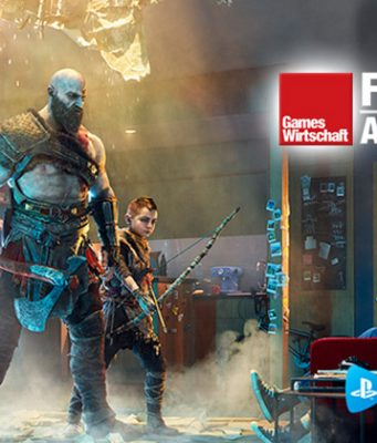 "Mit Blockbustern wie ""God of War"" wirbt Sony Interactive für den Streaming-Abo-Dienst PlayStation Now (Abbildung: Sony)"