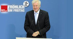 """Hat sich mit der """"Gamerszene"""" angelegt: Bundesinnenminister Horst Seehofer (CSU) - Foto: Deutscher Bundestag / Achim Melde"""