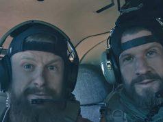 """Fritz Meinecke und Fabian Siegismund spielen die Hauptrollen im Werbevideo zu """"Ghost Recon Breakpoint"""" (Quelle: YouTube)"""